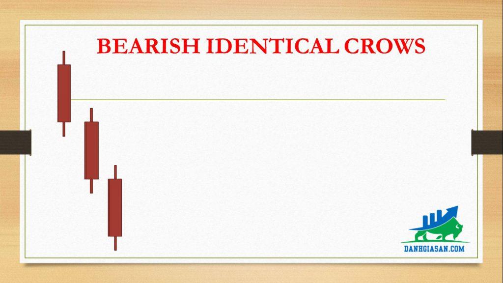 BEARISH IDENTICAL CROWS