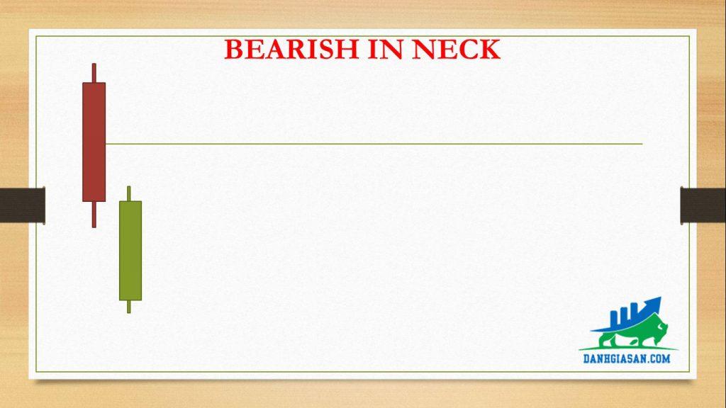 BEARISH IN NECK