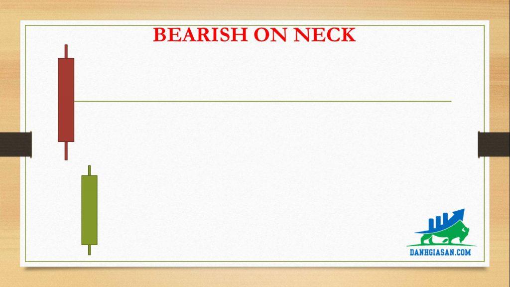 BEARISH ON NECK