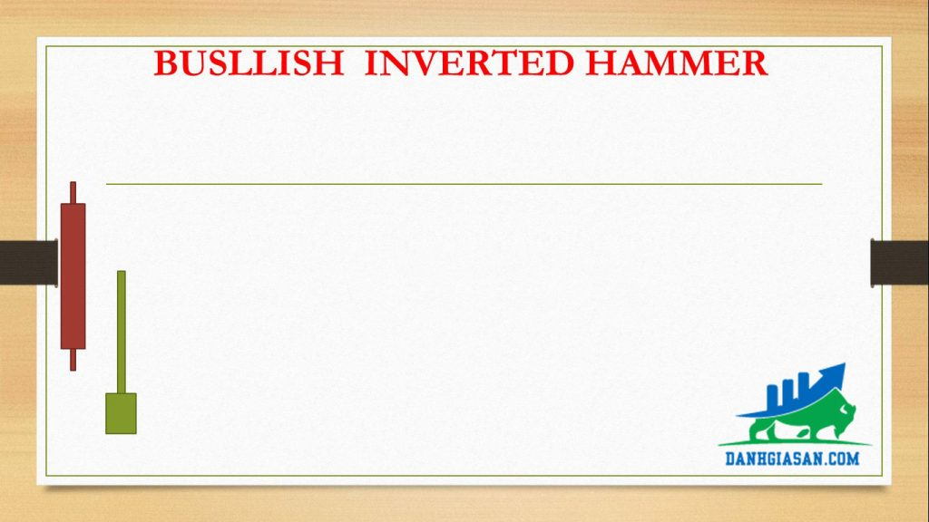 BUSLLISH INVERTED HAMMER