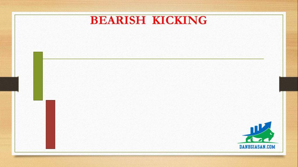 BEARISH KICKING