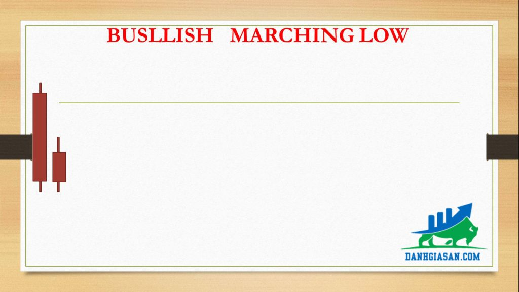 BUSLLISH MARCHING LOW