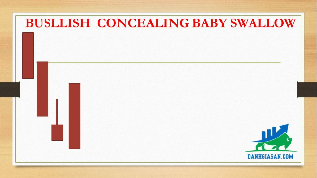BUSLLISH CONCEALING BABY SWALLOW