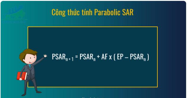Công thức tính chỉ báo Parabolic SAR (PSAR)