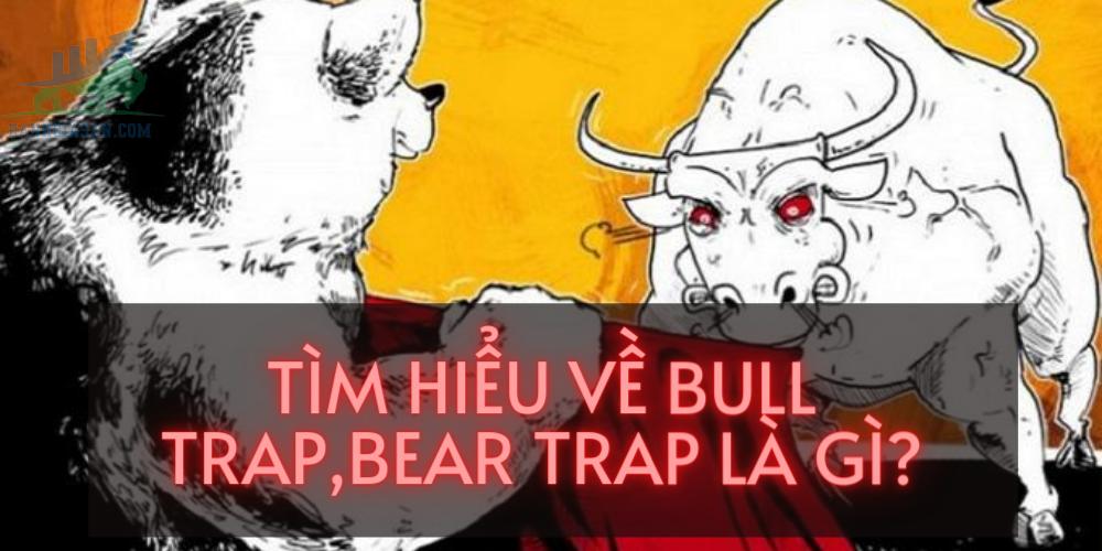 Bull trap, bear trap