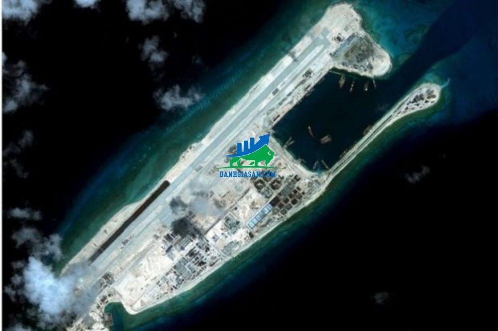 Mỹ trừng phạt 24 doanh nghiệp Trung Quốc liên quan đến Biển Đông