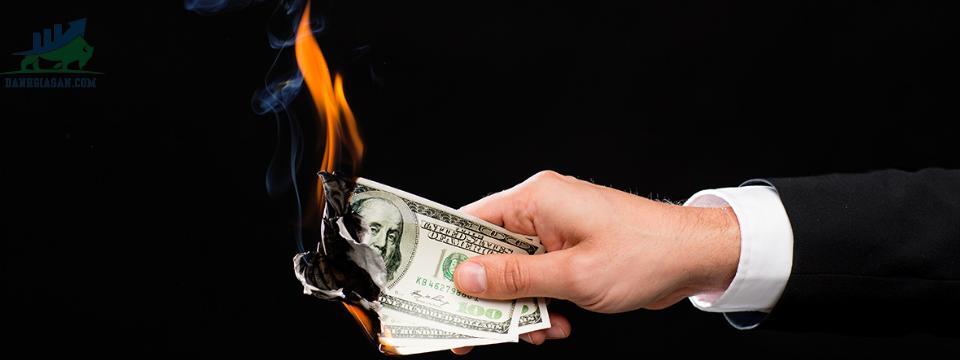 Nguyên nhân dẫn đến cháy tài khoản