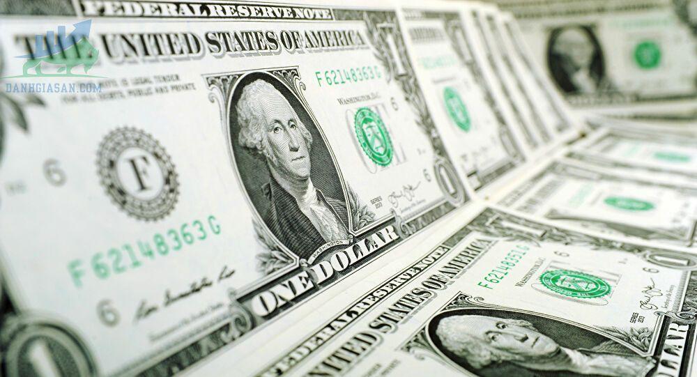 Gía đồng đô la Mỹ