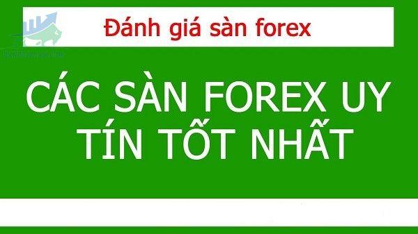 sàn Forex có nhiều giấy phép uy tín