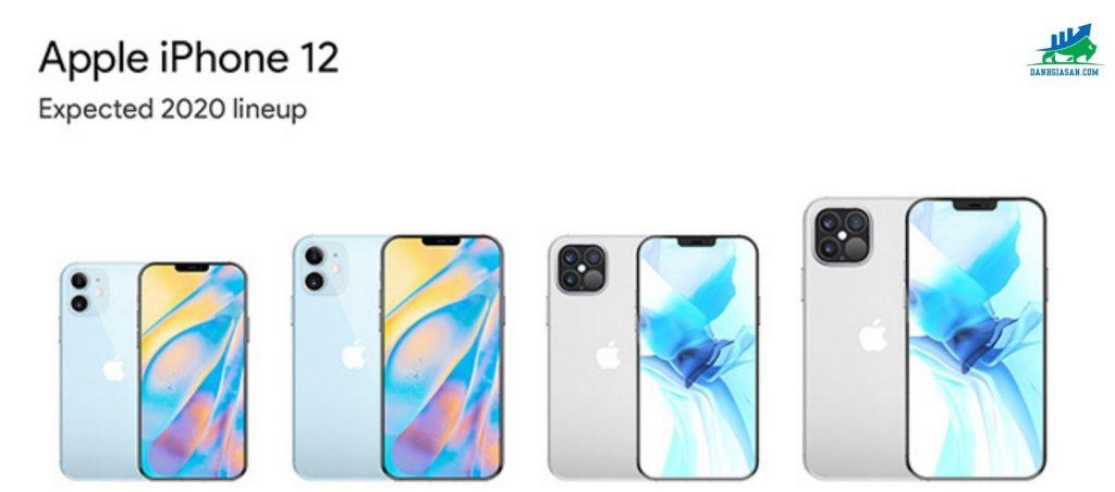 lần ra mắt iphone mới này sẽ có 4 dòng sản phẩm được công bố