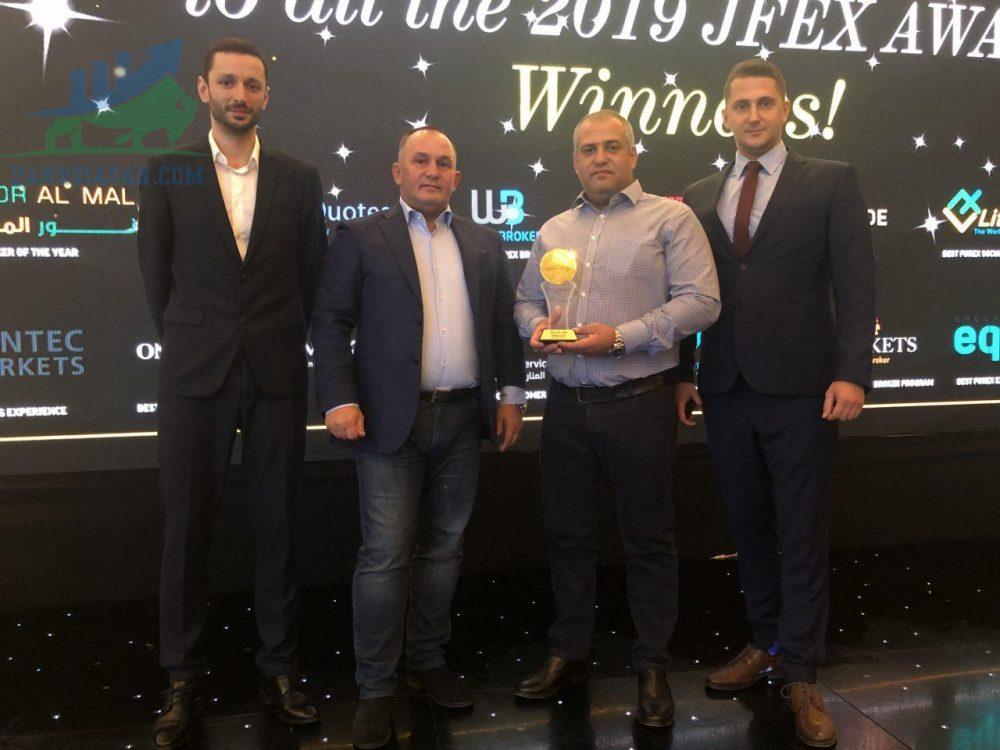 LiteForex nhận giải thưởng sàn Forex có Mạng Xã Hội Giao Dịch – Copy Trade tốt nhất thế giới