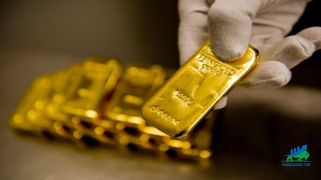thị trường vàng thế giới tăng giá