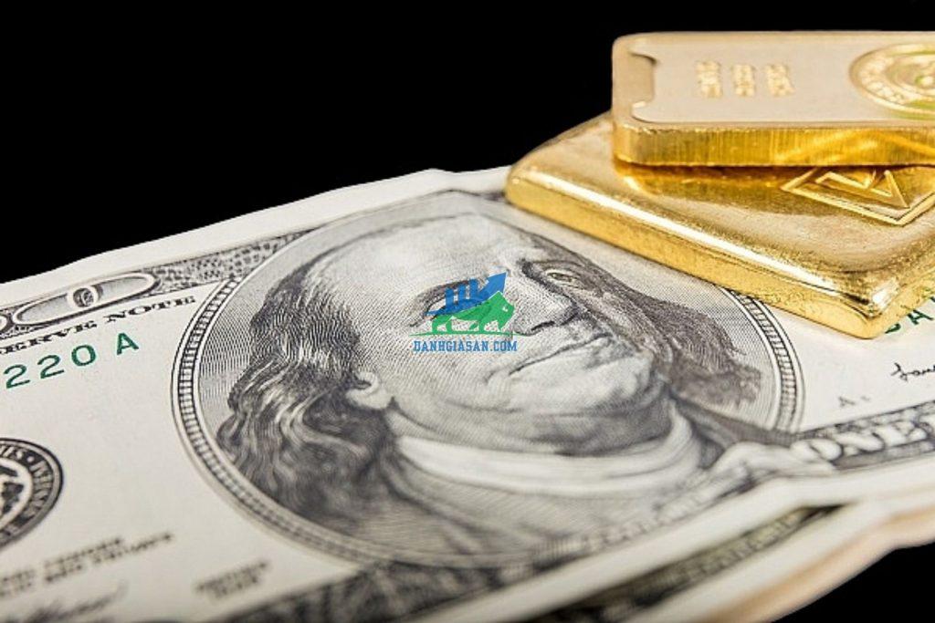 thị trường thế giới 13/10: giá vàng giảm, USD duy trì mức giá thấp