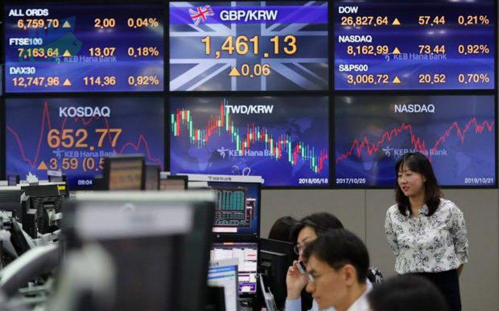 Cổ phiếu Nhật Bản tăng