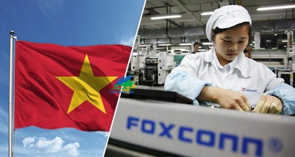 Foxconn chuyển dây chuyền lắp ráp iPad và MacBook sang Việt Nam theo yêu cầu của apple