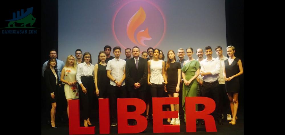 Đội ngũ nhân sự của sàn Liber Forex