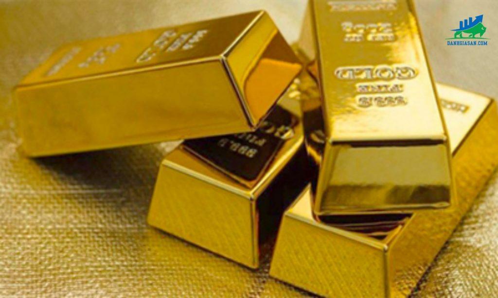 giá vàng thế giới được dự đoán sẽ chạm mức 2.300 vào năm 2021