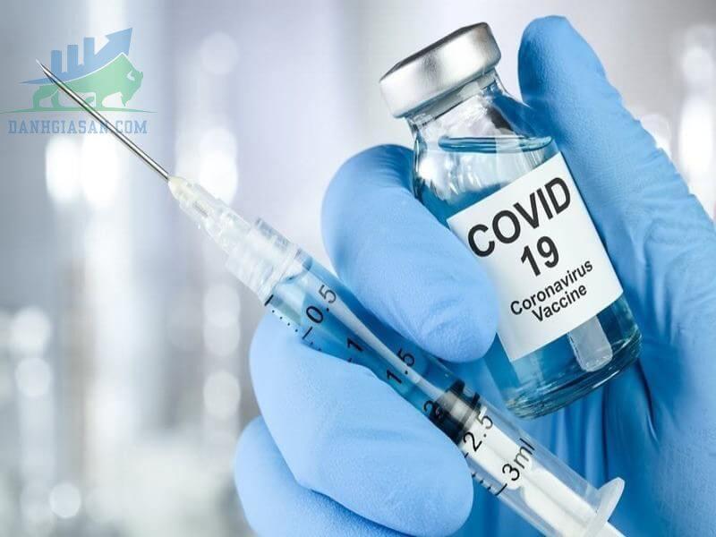 Vắc xin thử nghiệm covid-19