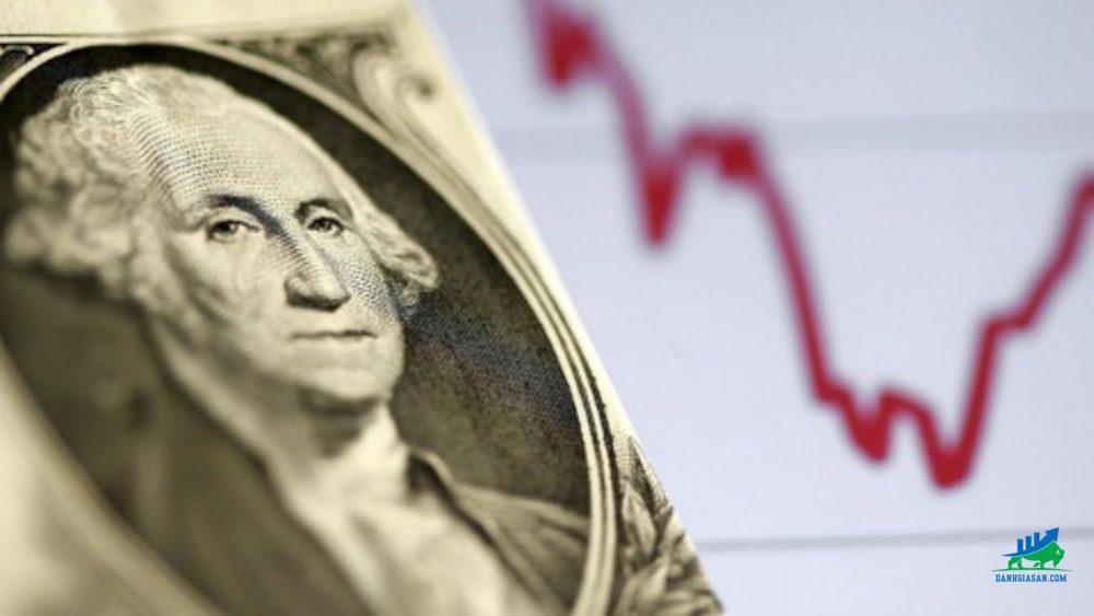 đô la Mỹ giảm khiến giá trị hàng hóa giảm theo