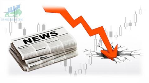 Nguy cơ tiềm ẩn khi giao dịch theo tin tức