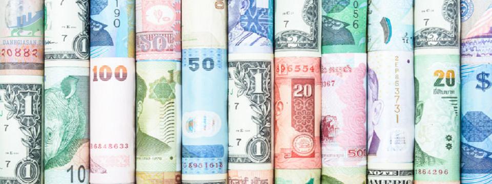 Các loại tiền tệ trên thị trường Forex
