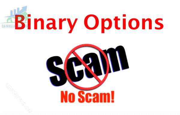 Quyền chọn nhị phân lừa đảo nhà đầu tư?