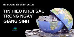 Thị trường tài chính 25-12