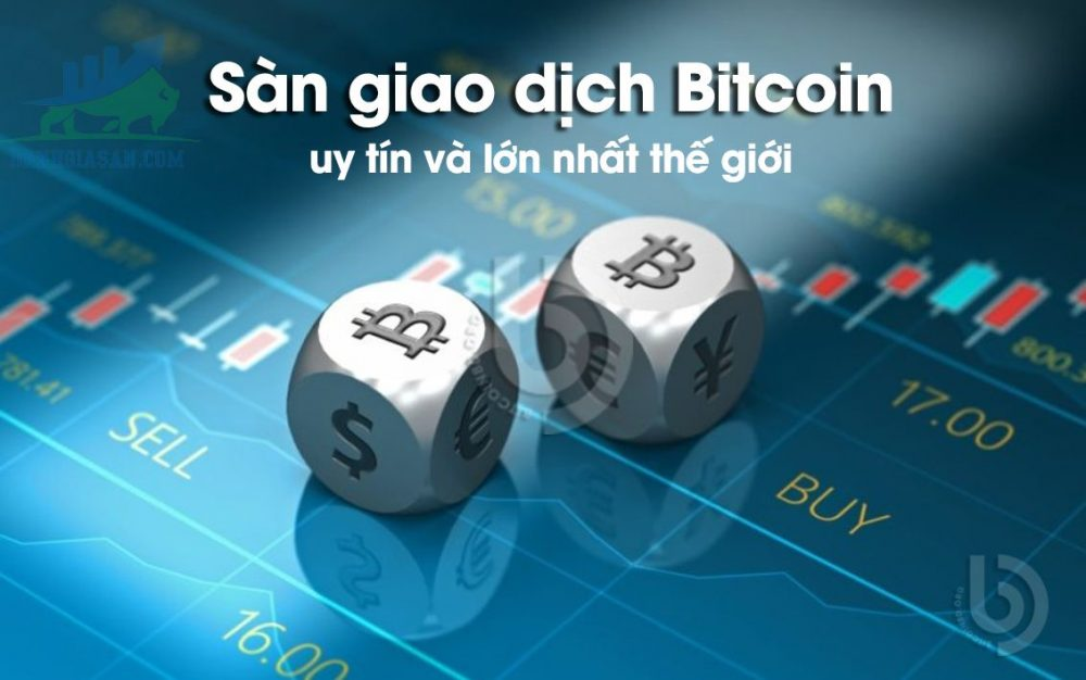 Tham gia sàn giao dịch Bitcoin