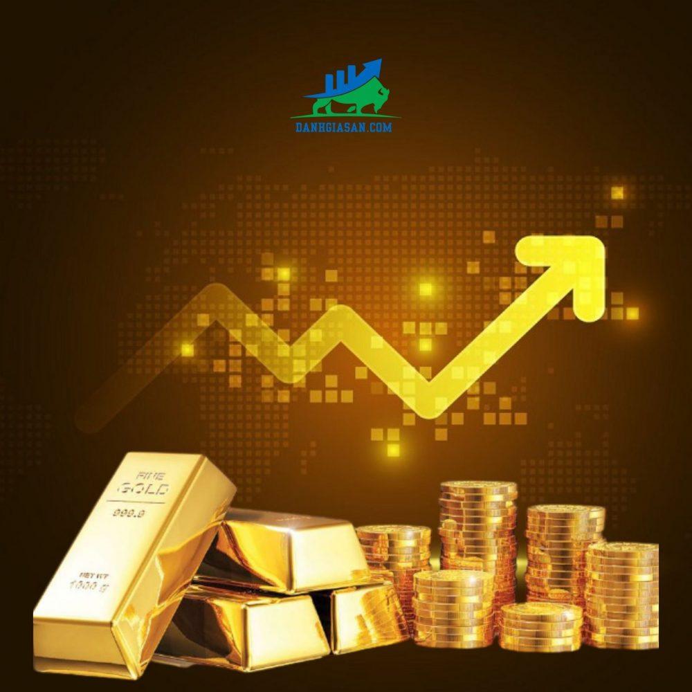 giá vàng thế giới tăng vọt nhờ triển vọng gói kích thích kinh tế Mỹ