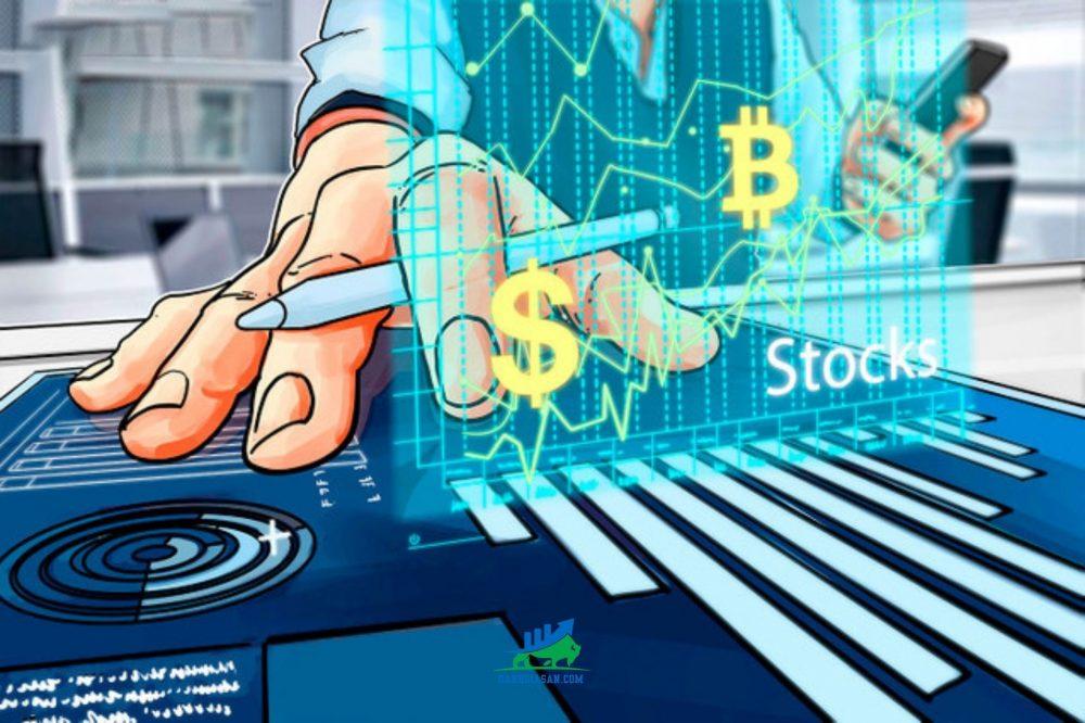 giới đầu tư đổ dòng tiền vào chứng khoán và crypto