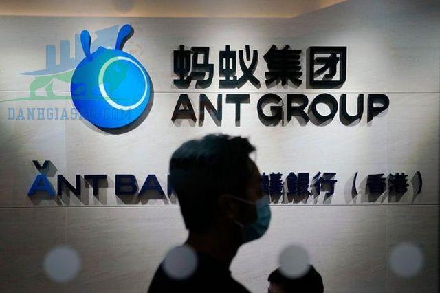 gặp gỡ với Ant Group của Alibaba