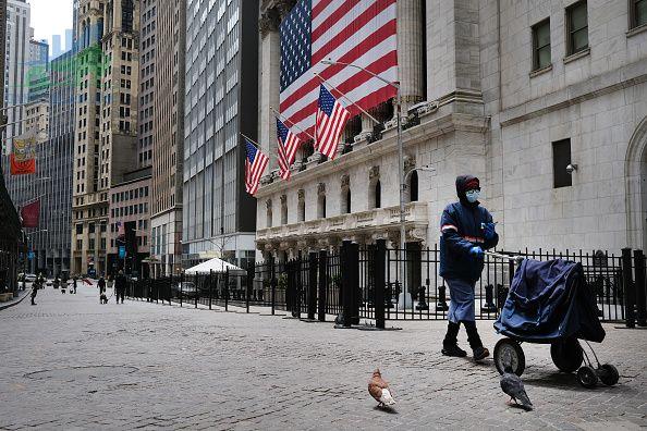 Cổ phiếu tại phố Wall