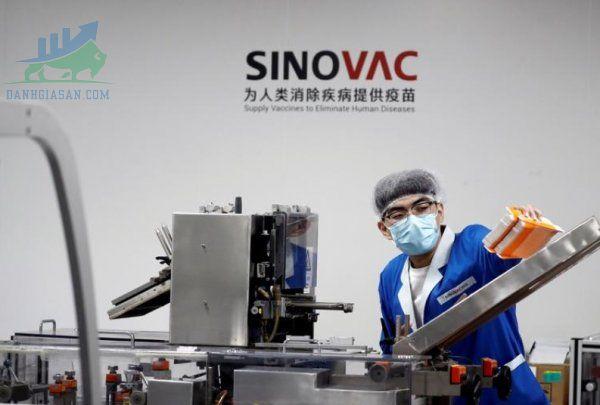 Nhà sản xuất thuốc Trung Quốc Sinovac đảm bảo tài trợ 515 triệu đô la để thúc đẩy sản xuất vắc xin Covid ngày 7/12/2020
