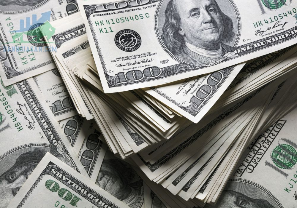 Đồng đô la Mỹ chịu lỗ