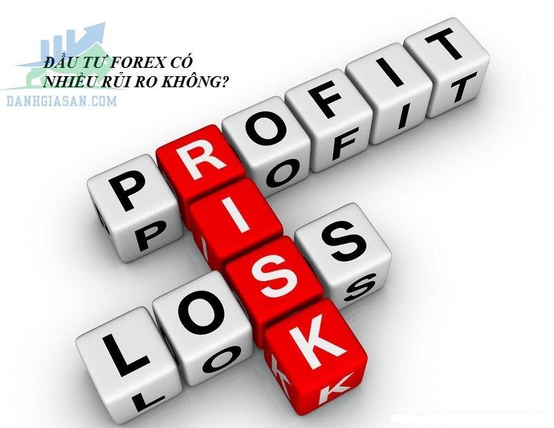 Một số phương án đầu tư Forex không bị thua lỗ nhà đầu tư cần lưu ý