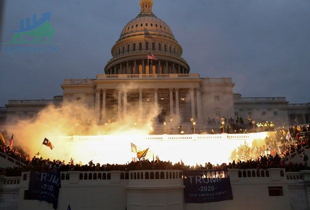 Sự ủng hộ kế hoạch loại bỏ Trump sau cuộc bạo động