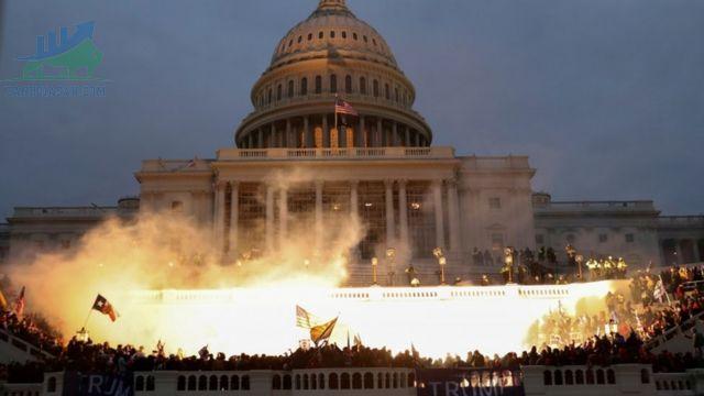 Bạo loạn tại Điện Capitol