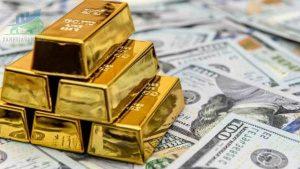 Biến động giá vàng trên biểu đồ P&F ngày 14/01/2021