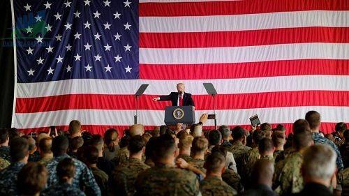 Biden bãi bỏ lệnh cấm của Trump đối với người chuyển giới nhập ngũ trong quân đội Hoa Kỳ ngày 25-01-2021