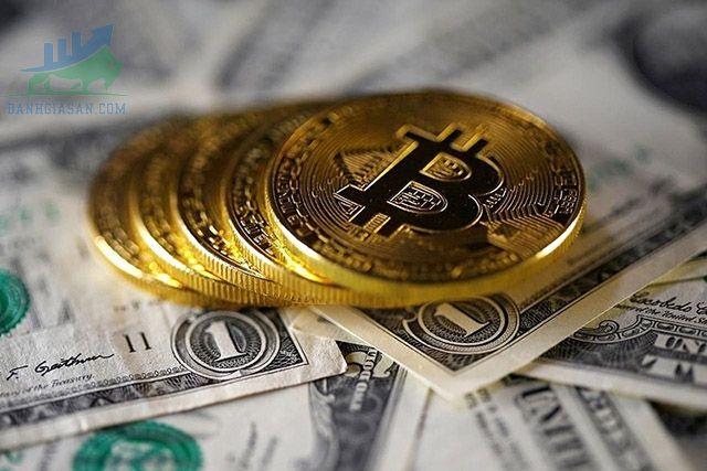 Bitcoin tăng cao, vượt ngưỡng 40.000 USD