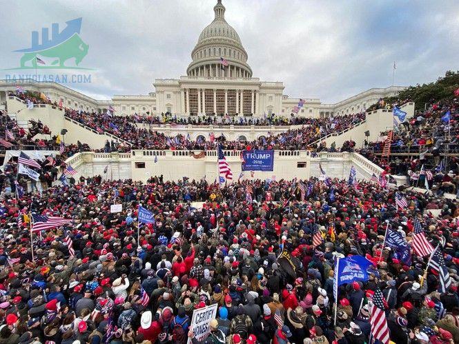 Cuộc bạo động tại Điện Capitol Hoa Kỳ