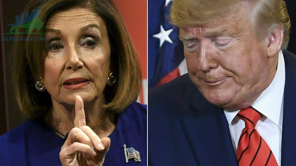 Hạ viện luận tội Trump về cuộc bạo động