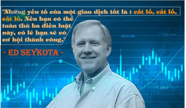 """Nhà giao dịch Ed Seykota - cha đẻ của giao dịch """"thế hệ mới"""""""