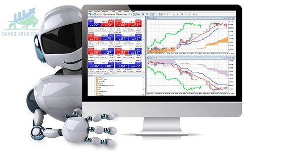 Robot Forex là gì? Giao dịch với Robot EA có thực sự đem lại hiệu quả ?