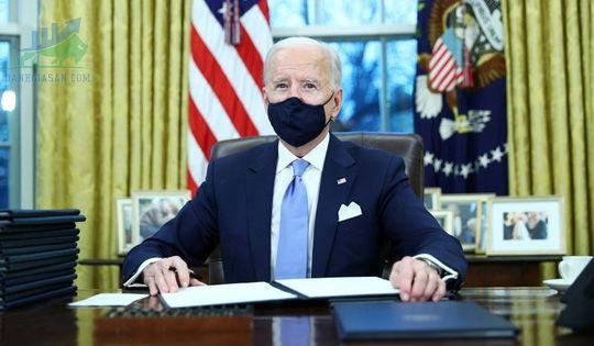 Tổng thống Joe Biden tái gia nhập hiệp định khí hậu Paris