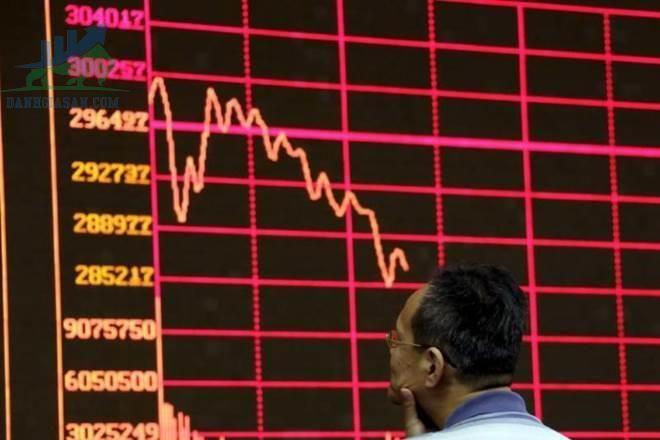 Thị trường chứng khoán châu Á lùi bước
