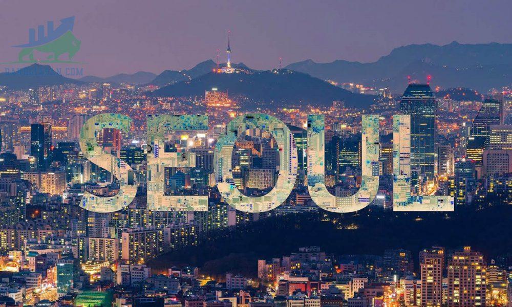 Bức tranh thương mại của Hàn Quốc