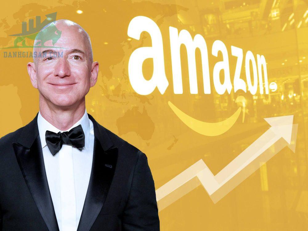 Bezos từ chức tại Amazon