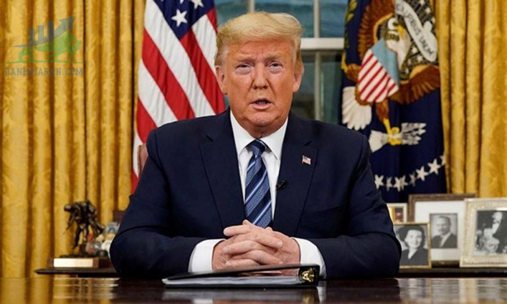 Cựu Tổng thống Hoa Kỳ Donald Trump tìm cách trở lại tâm điểm chính trị