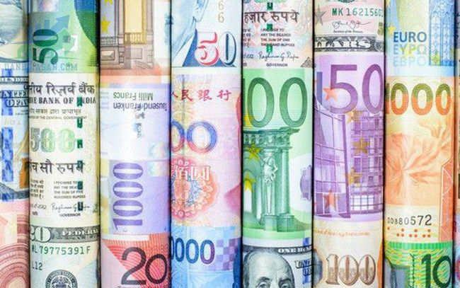 Diễn biến các loại tiền tệ trên thế giới